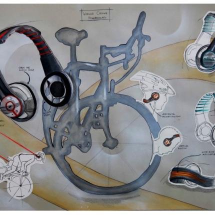 Wireless Bicycle Headphones